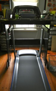 Wendy, the Treadmill Desk
