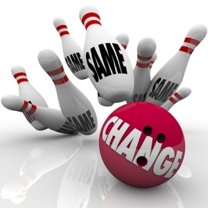 Embracing change in business