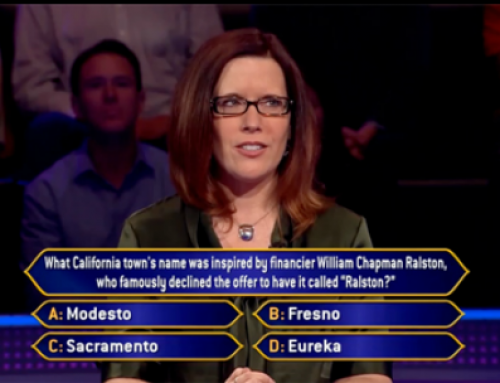 """Set Your DVRs – This Week I'll Be Appearing On """"Who Wants To Be A Millionaire: Guinness World Records Edition!"""""""