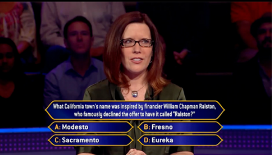 "Set Your DVRs – This Week I'll Be Appearing On ""Who Wants To Be A Millionaire: Guinness World Records Edition!"""