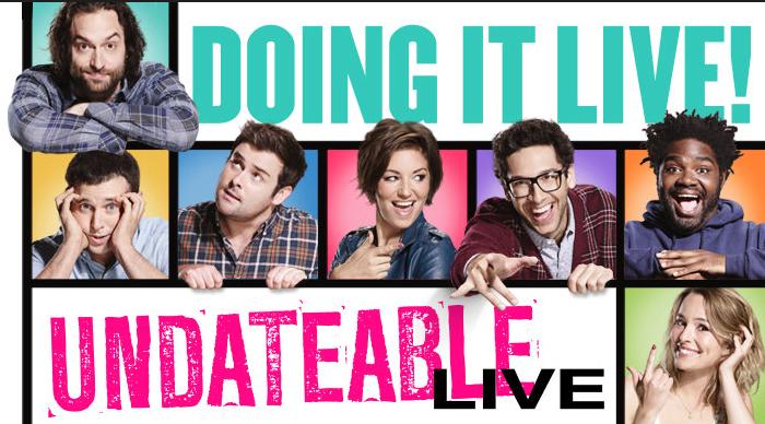 NBC Undateable Live