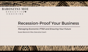 recession small business economy money mindset fear