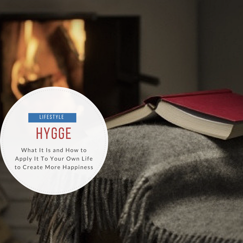 Hygge happiness coziness comfort fellowship