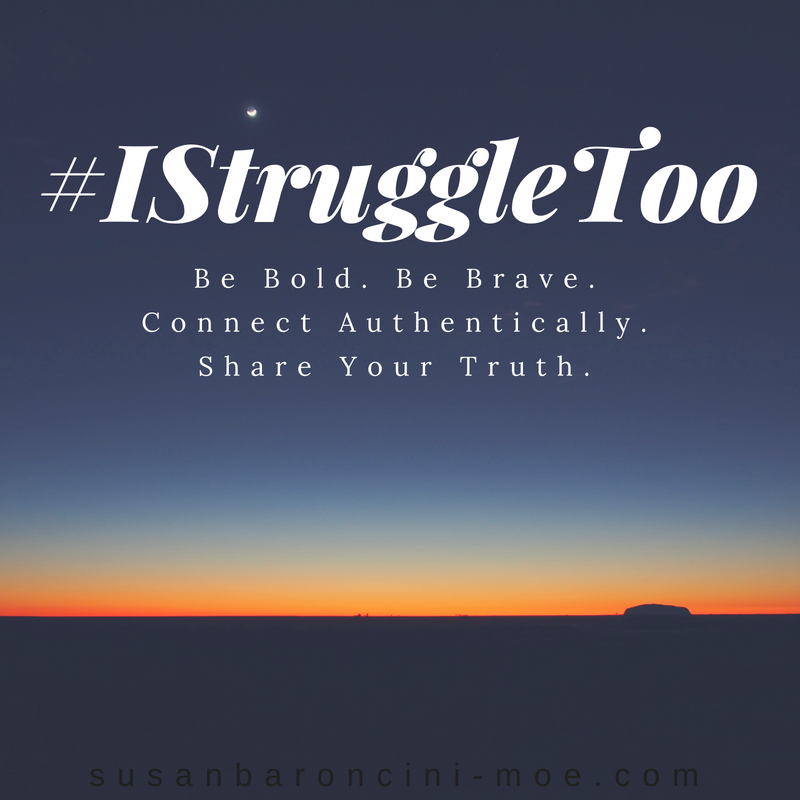 The Mental Health Conversation We Need to Be Having: #IStruggleToo